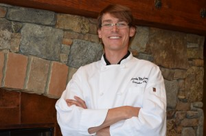 Executive Chef Kevin McCombs