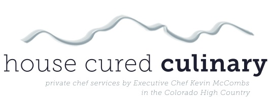 House Cured Culinary | Fine dining in your home